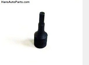 ROT012723E 6mm Hex Bit Socket