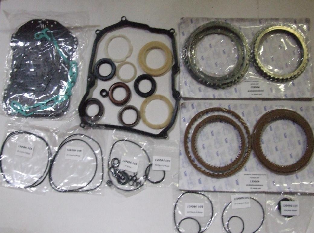 129 00a 335 vw master rebuild kit 09g transmissions. Black Bedroom Furniture Sets. Home Design Ideas