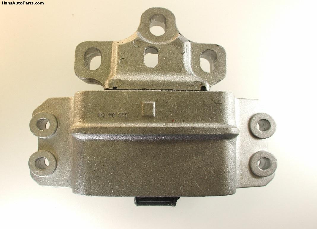 1k0199555ab 35 Audi Left Transmission Mount Golf Tt 6 Speed Automatic Transmissions 3 2 Gas V6
