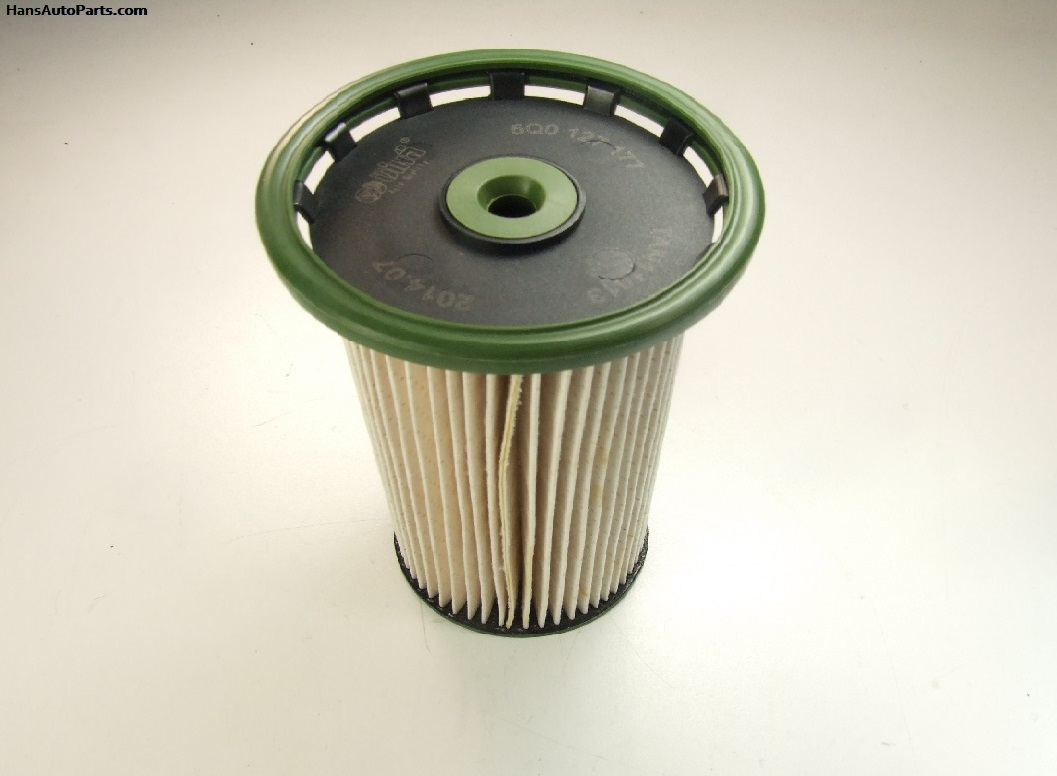 5q0127177  16 Vw Audi Fuel Filter Beetle Golf Jetta Passat