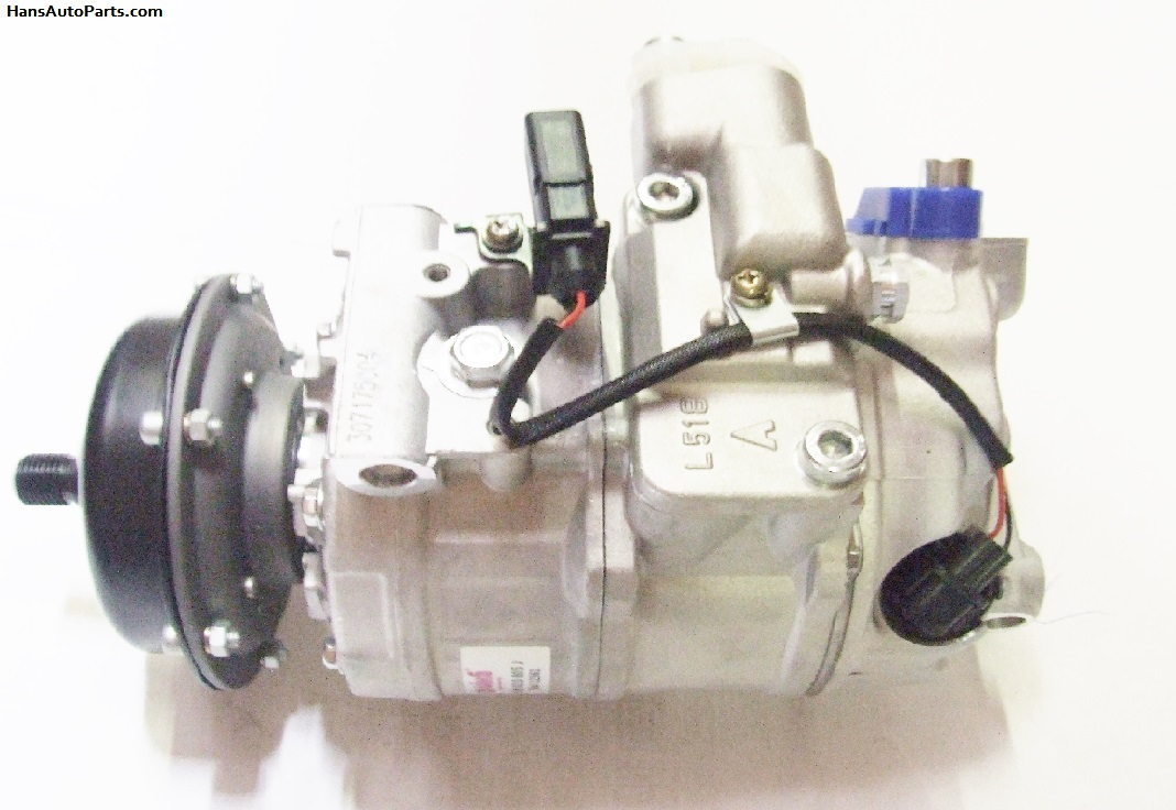 7h0820805j 269 Vw Air Conditioning Compressor Touareg V10 Tdi