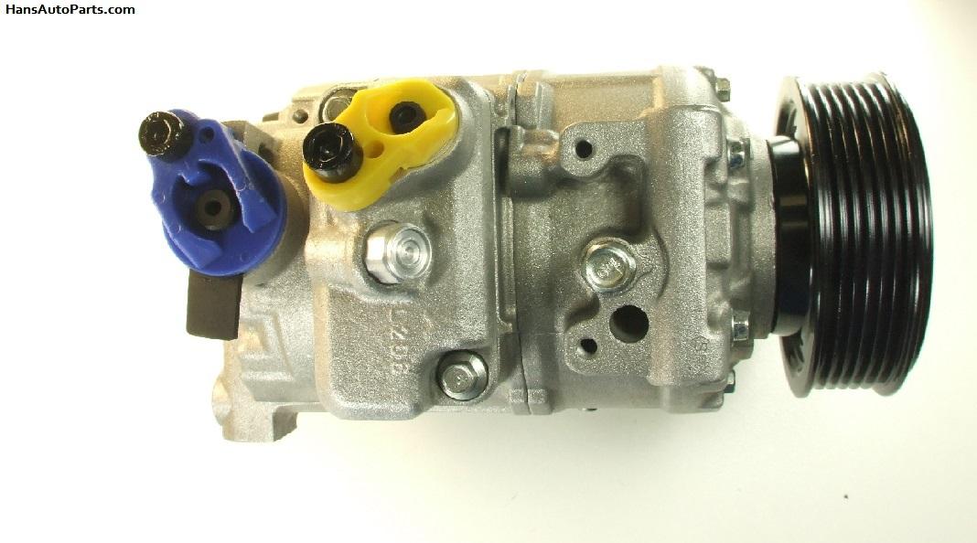 Rebuilt Auto Ac Compressors >> 8E0260805F $250 Audi Rebuilt Air Conditioning Compressor ...