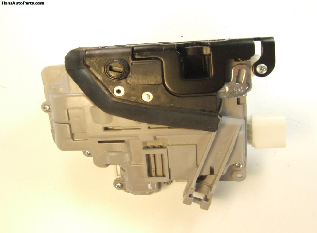 8k0839016  66 Audi Right Rear Door Latch Actuator Q5 Q7 A4