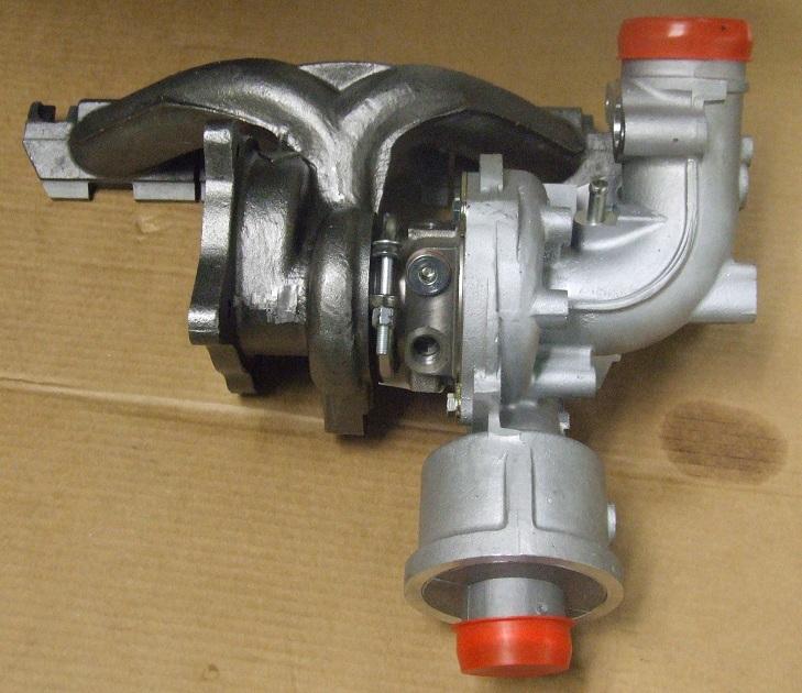 2.0T Turbocharger 05-16 Jetta Golf Passat Audi A4 A6