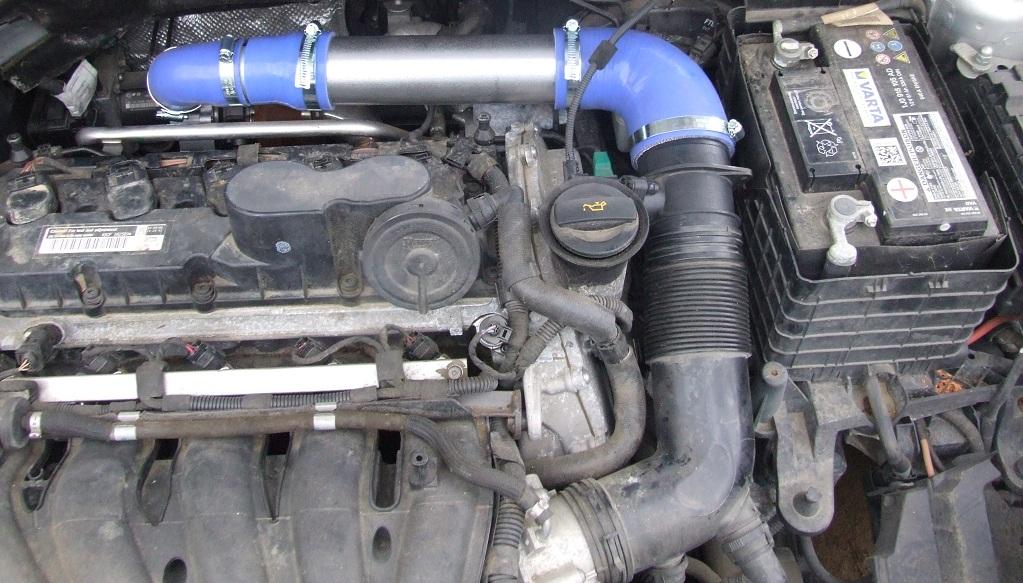 2 5 Turbo Kit for VW Jetta Golf Eos from Rothenbacher Enterprises
