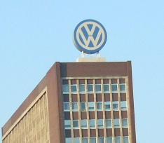 VW Offices in Wolfsburg, Germany