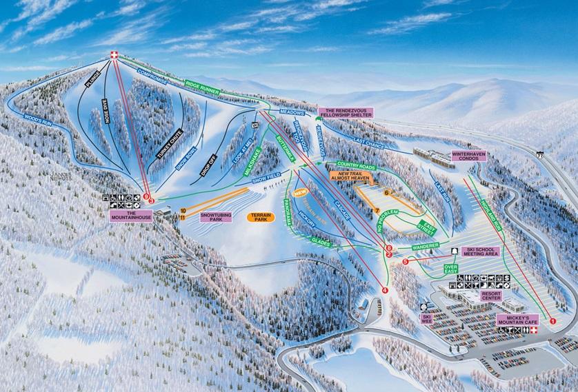 Charlotte Homeschool Ski Club