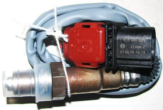 Audi A8 W12 >> 1K0998262P $79 OEM VW Audi Oxygen Sensor Lambda Probe ...